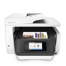 HP Officejet Pro 8720 Wifi Çok Fonksiyonlu Yazıcı (Bitmeyen Kartuşlu)