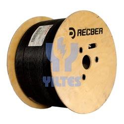 REÇBER Dış Ortam Cat6 Kablo SL400 U23 PE U/UTP 4x2x23AWG - 500Mt