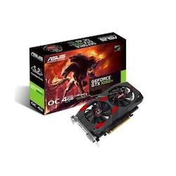 Asus NVIDIA GeForce GTX 1050 Ti OC CERBERUS-GTX1050TI-O4G 4 GB 128 Bit GDDR5 Ekran Kartı