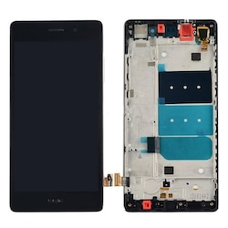Huawei P8 Lite LCD ekran Full Dokunmatik Panel, Çıtalı