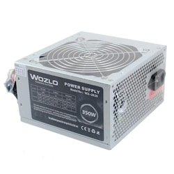 Wozlo WZ-2630 350 W 12 CM Fanlı Güç Kaynağı