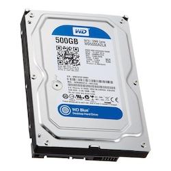 Western Digital Blue WD5000AZLX 500 GB HDD