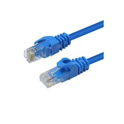 20 Metre Cat6 internet Ethernet Kablosu KABLO Fabrikasyon Rj45 BS