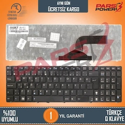 Asus X55A-SX050D, X55A-SX050R Notebook Klavye (Siyah TR)