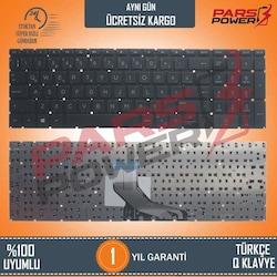 HP 250 G7 6UJ92ESE, 255 G7 9TX76ES Notebook Klavye (Siyah TR)