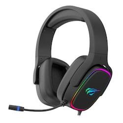 Gamenote H2029U RGB Kulak Üstü Oyuncu Kulaklık