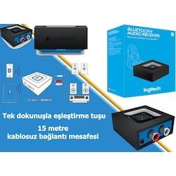 Logitech Bluetooth Adaptör 980-000912