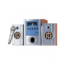 Picom PVS-7500S 2+1 KARAOKE Hoparlör (Mikrofon)