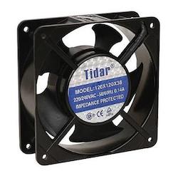 Tidar 120x120x38 mm 220V AC Kare Fan