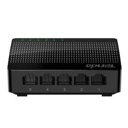 Tenda SG105 5 Port 10-100-1000 Mbps Switch Plastik Kasa