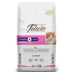 Felicia Kitten Tavuklu ve Hamsili Düşük Tahıllı Yavru Kedi Maması 12 KG