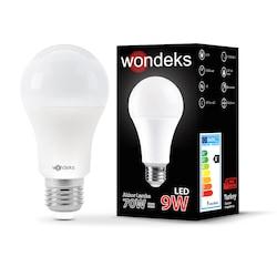 9+2W Çift Renkli LED Ampul (Beyaz - Kırmızı)