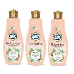 Abc Botanics Vegan Yumuşatıcı Eylül Güneşi 3 X 1440 ml