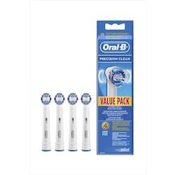 Oral-B Precision Clean Diş Fırçası Yedek Başlığı 4'Lü