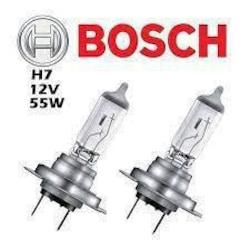 Bosch Renault Duster Far Ampulü 2 Adet Set Takım 2012 Üstü