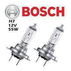Bosch Seat Leon Far Ampulü 2 Adet Set Takım 1999 2006