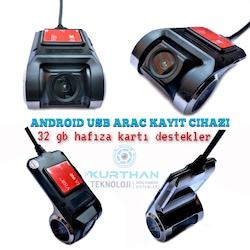 ANDROİD USB KAMERA  AUDIOMAX MX-80  (ADAS ÖZELLİĞİ YOKTUR)