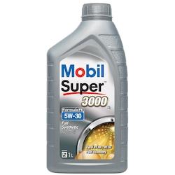 Mobil Super 3000 X1 Formula FE 5W30 Motor Yağı 1 L