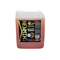 Gold Serisi Cilalı Oto Şampuanı 5 Kg