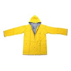 Sea Horse Yağmurluk Kapşonlu Sarı M