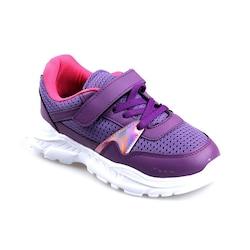 Cool 20-S11 Mor Kız Çocuk Günlük Spor Ayakkabı