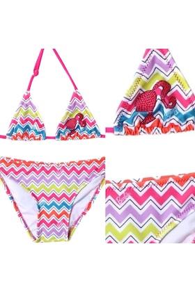 Farklı Tasarımlarda Kız Çocuk Mayo, Bikini, Pareo Çeşitleri