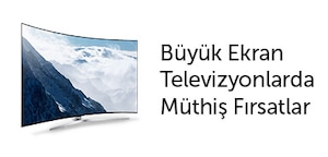 Büyük Ekran TV Kampanya