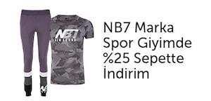 nb7, spor, giyim
