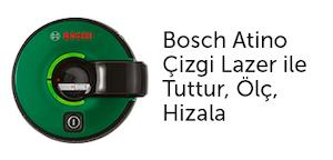 Bosch Atino Çizgi Lazer Hizalama