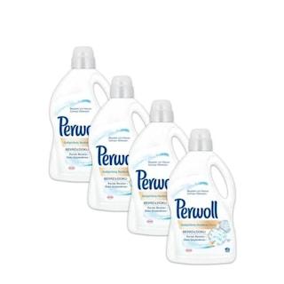 Perwoll Beyazlar Sıvı Çamaşır Deterjanı 50 Yıkama 4 x 3 L