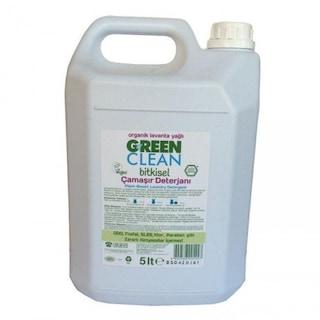 U Green Clean Lavanta Yağlı Bitkisel Sıvı Çamaşır Deterjanı 5 L