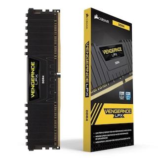 Corsair CMK8GX4M1D3000C16 Vengeance LPX 8 GB 3000MHz DDR4 PC Ram