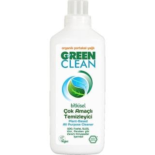 U Green Clean Bitkisel Çok Amaçlı Temizleyici Portakal Yağlı 1 L