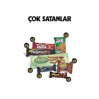 Eti Çok Satanlar Paketi 14'lü Set