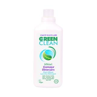 U Green Clean Organik Lavanta Yağlı Bitkisel Sıvı Çamaşır Deterjanı 1 L