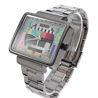 Часы мужские с телевизором