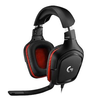 Logitech G332 981-000757 Stereo Kulak Üstü Oyuncu Kulaklığı