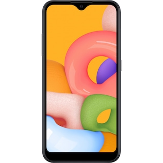 Samsung Galaxy A01 16 GB Duos Cep Telefonu Tasarımıyla Büyülüyor