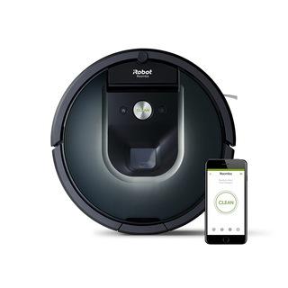 iRobot Roomba 981 Vakumlu Temizlik Robotu
