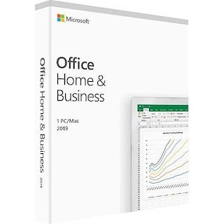 Microsoft Office 2019 Ev ve İş Türkçe Lisans Kutu T5D-03258