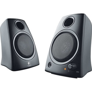 Logitech Z130 2.0 Speaker Siyah Renk Hoparlör Ses Sistemi 2.0 10W