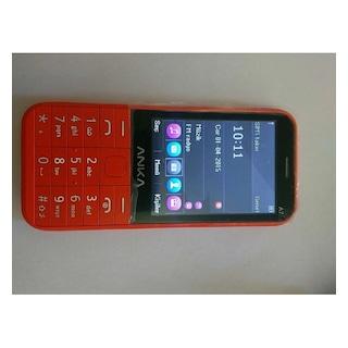 Anka A7 Tuşlu Cep Telefonu Kırmızı - n11.com
