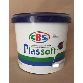 Cbs Plassoft Yumurta Kabugu Matliginda Silikonlu Silinebilir Boya