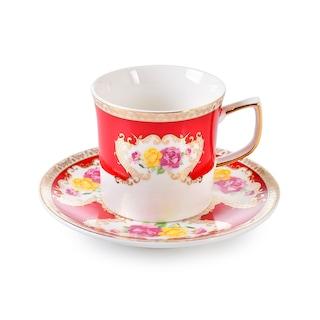 Weisenberg Porselen Kahve Fincanı 6lı Takım