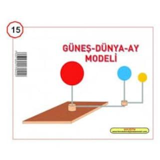 Gunes Dunya Ay Modeli Fatih Sulu Boya N11 Com