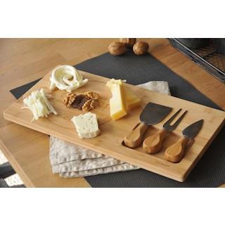 ce8c07fe5c440 Bambum Fhume Bambu Peynir Dünyası Çelik Bıçaklı - n11.com