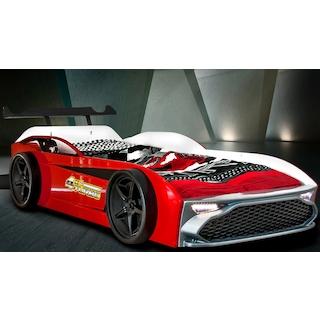 Arabalı Yatak Kırmızı , GT -18 Model