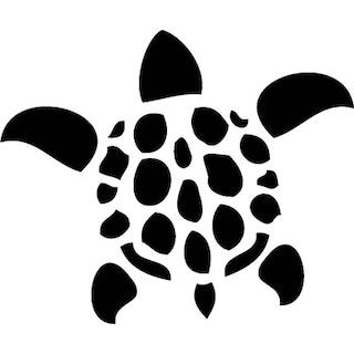 ücretsiz Yazdırılabilir Deniz Kaplumbağası Boyama Yazdırılabilir