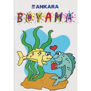 Boyama Kitabi Balik Ankara Yildirim Yayinlari N11 Com