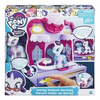 1323a9edca4a5 My Little Pony Rarity Moda Atölyesi Evi Oyun Seti - n11.com